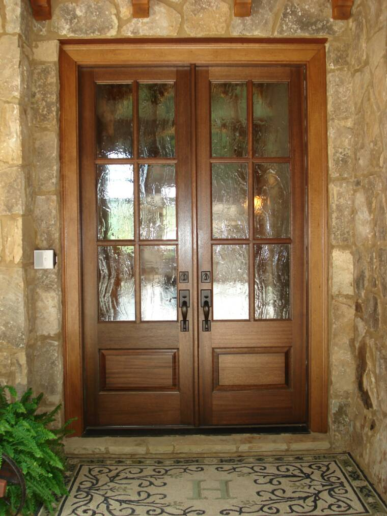 Heritage Doors Home